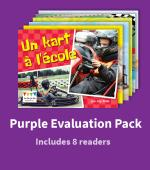 PURPLE EVALUATION PACK